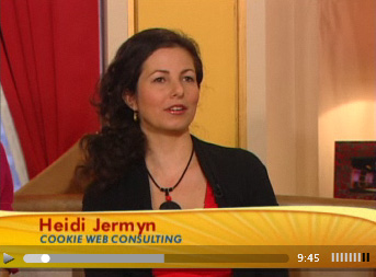 Heidi on Ireland AM!