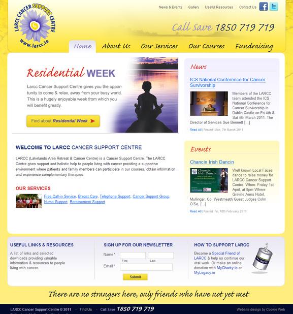 LARCC website
