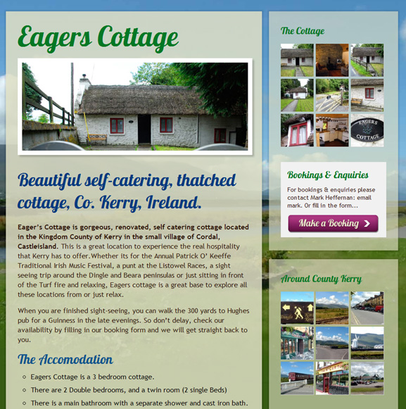 Eagers cottage