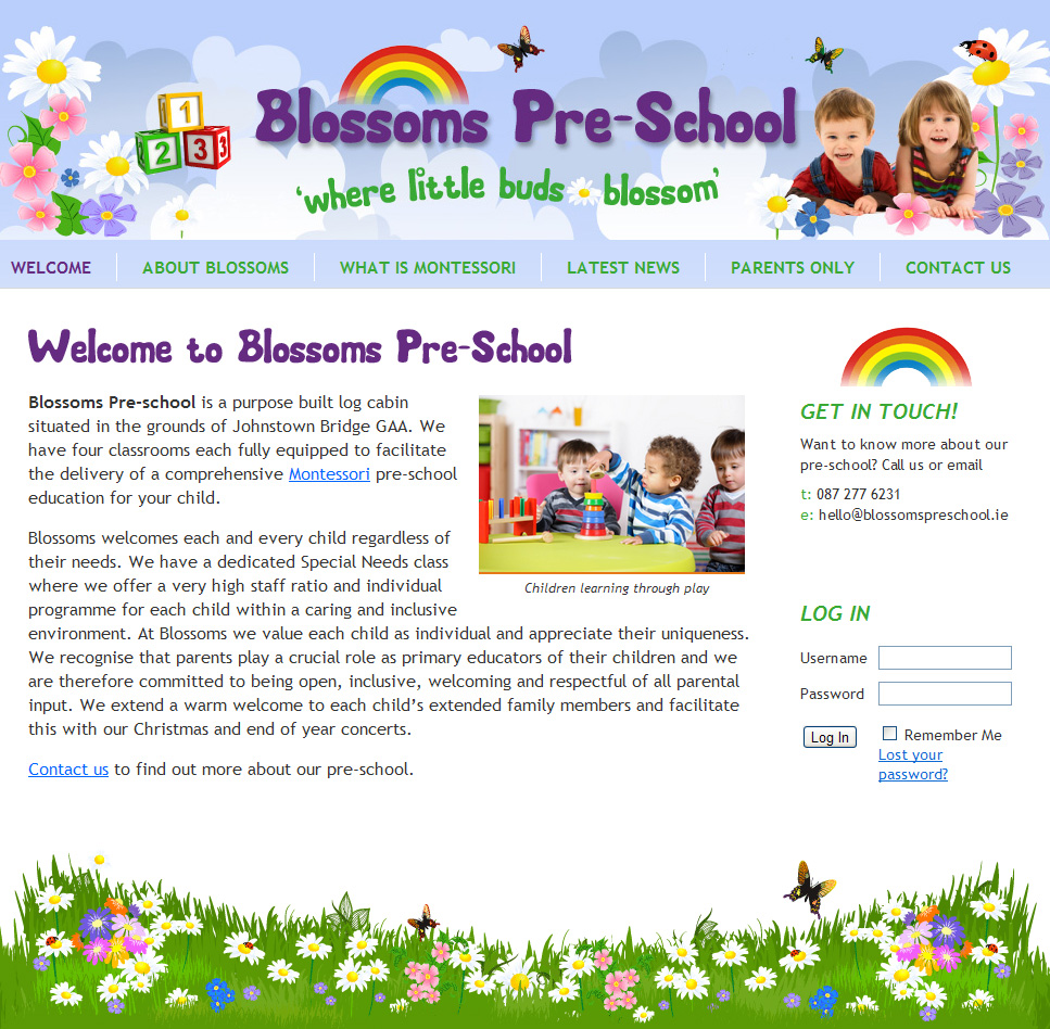 Blossoms Pre-School