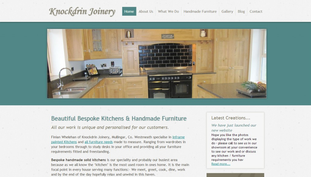 Knockdrin Joinery